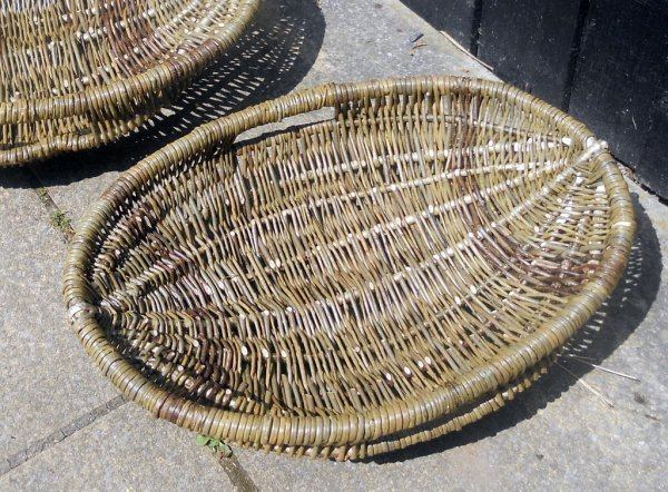 Bronze Age Baskets 2013