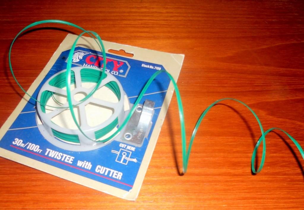 Garden Tie Wire
