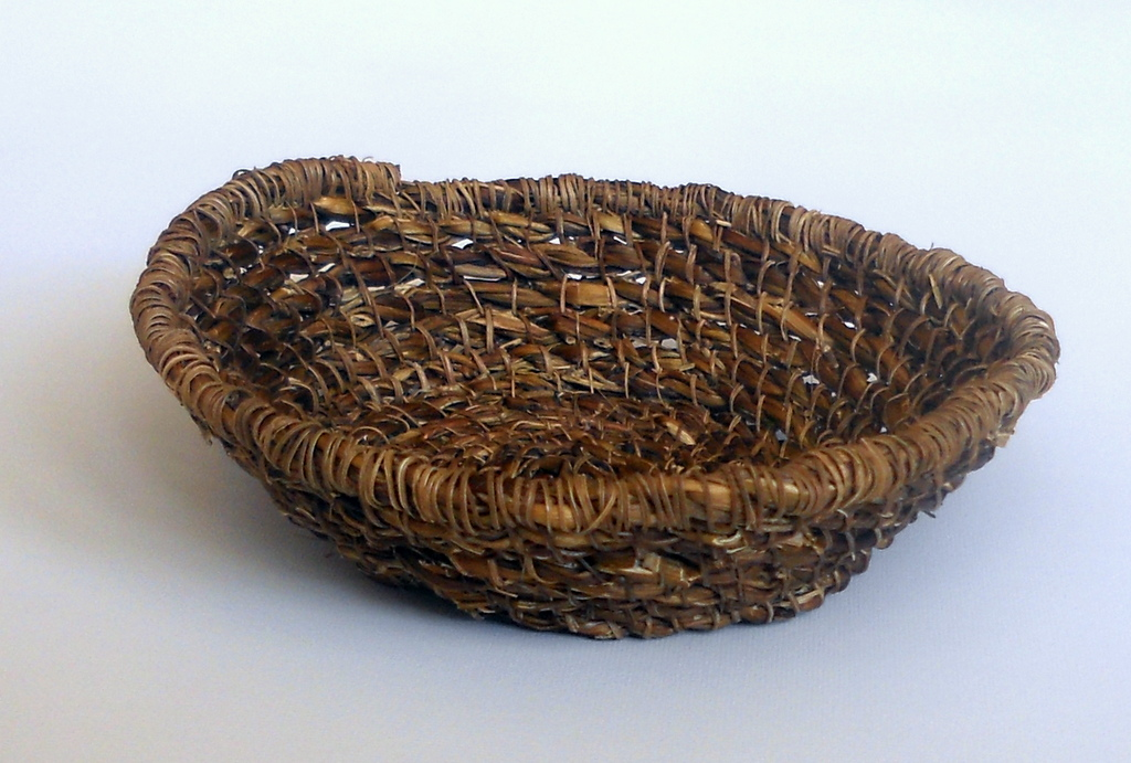 Bindweed Coiled Basket