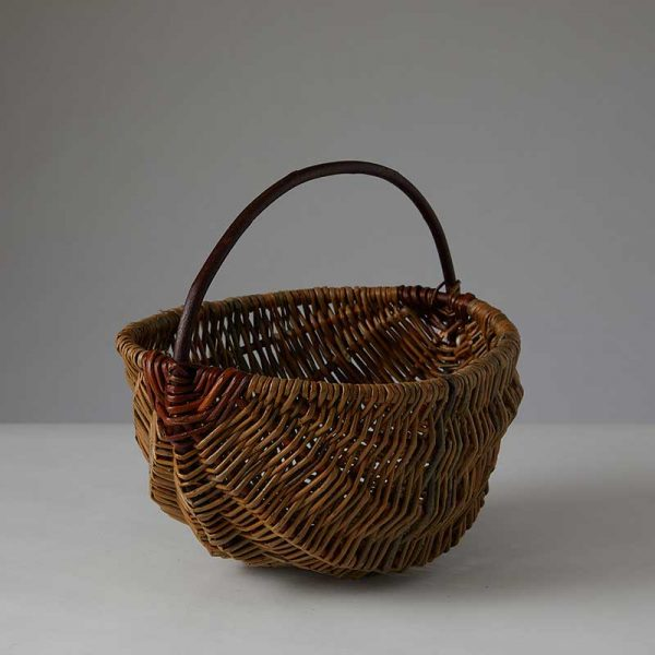 Willow Foraging Basket by Julie Gurr