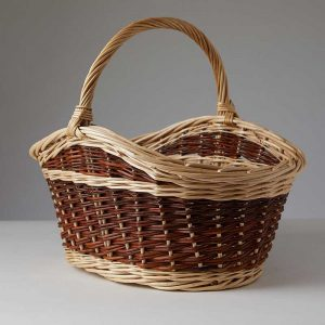 Willo shopping basket by Julie Gurr